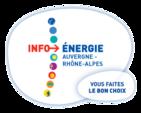 Logo Espaces Info Energie Rhône Alpes